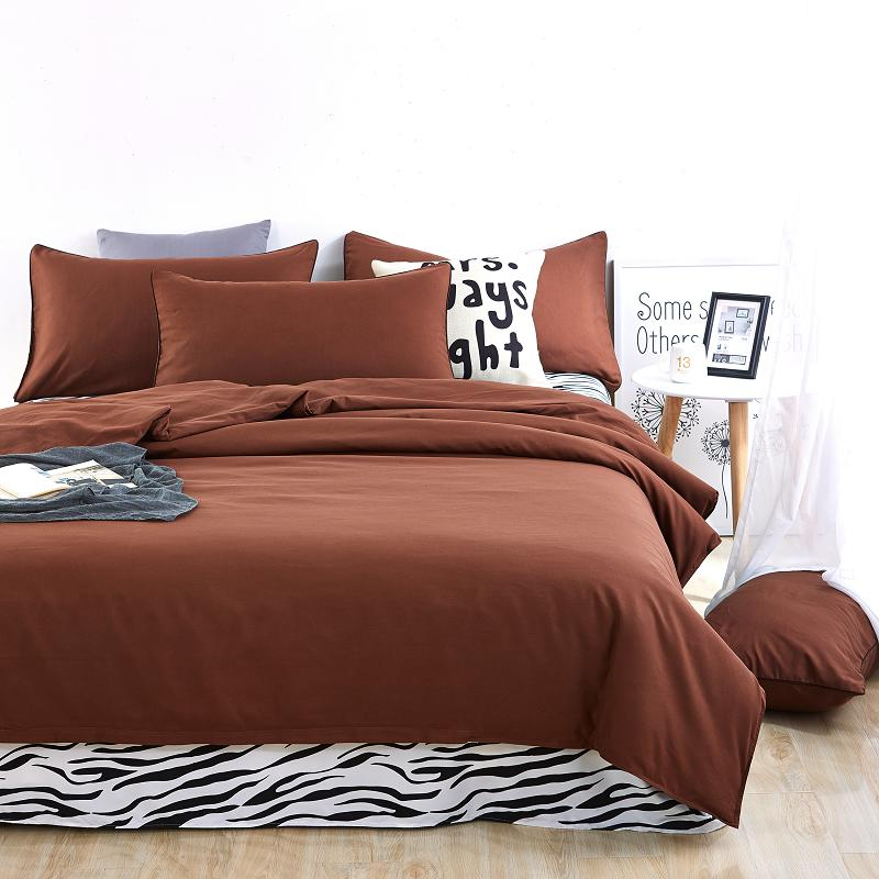 Costbuys  Luxury  Full/Queen Duvet cover set 300 thread count fiber reactive prints bedding set - AS_1 / Twin_1