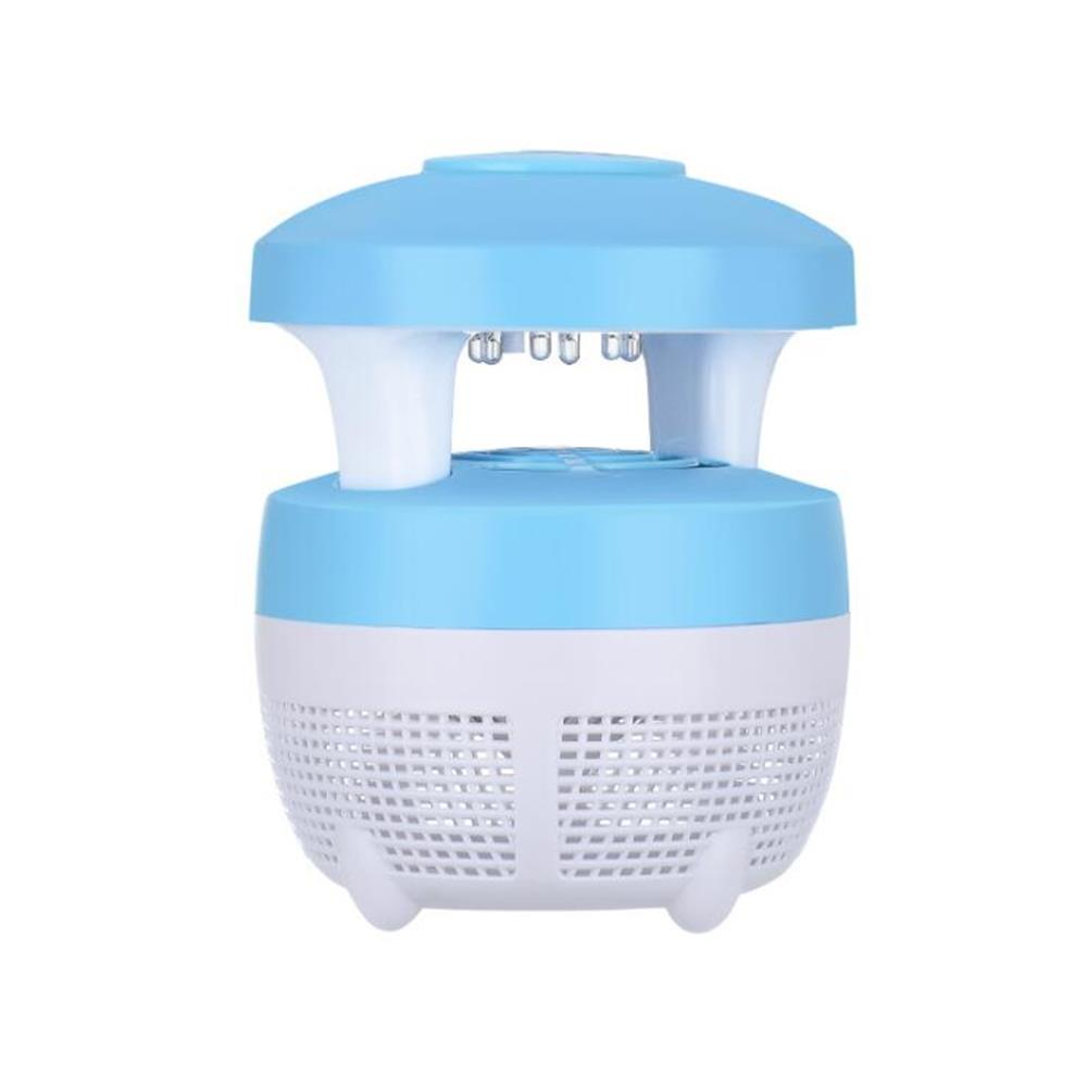 Costbuys  USB Electronic LED Mosquito Killer UV Light Electric Trap Mosquito Fly Insect Killer Lamp For Indoor Bedroom Kitchen N