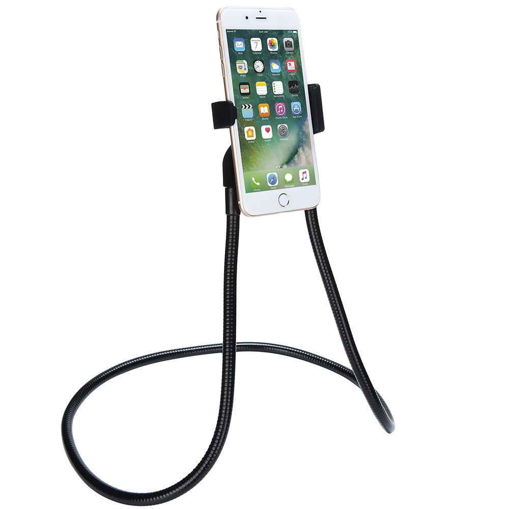Universal Lazy Hanging Neck Phone Mount Necklace Support Bracket Holder Stand Quallity Cell Phone Accessories