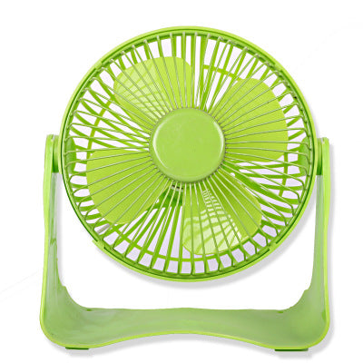 Costbuys  Various USB Fan Mini Portable Fans Table Desk Personal Black Blue Green Gadgets For Notebook Laptop usb Gadget - Green