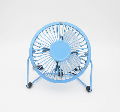 Costbuys  Various USB Fan Mini Portable Fans Table Desk Personal Black Blue Green Gadgets For Notebook Laptop usb Gadget - Yello