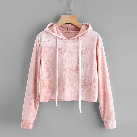 Oversize Hoodie Sweatshirt Women Casual Outwear Hoody Tops Female Loose Long Sleeve Mantle Hooded Cover Pullover Clothes