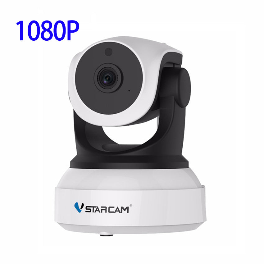 Costbuys  Baby monitor 1080P Full HD Wireless IP Camera CCTV WiFi Home Surveillance Security Camera System with iOS/Android Pan