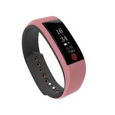 W808S Sport Bracelet Watch Men Women Smart Wrist Band Heart rate Blood Pressure Oxygen Oximeter SmartBand For iOS Android