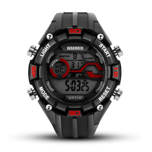 Costbuys  LED Digital Watch Men Watch Waterproof Sport Watches Fashion Multifunction Military Men's Watch Clock Saat Reloj Hombr