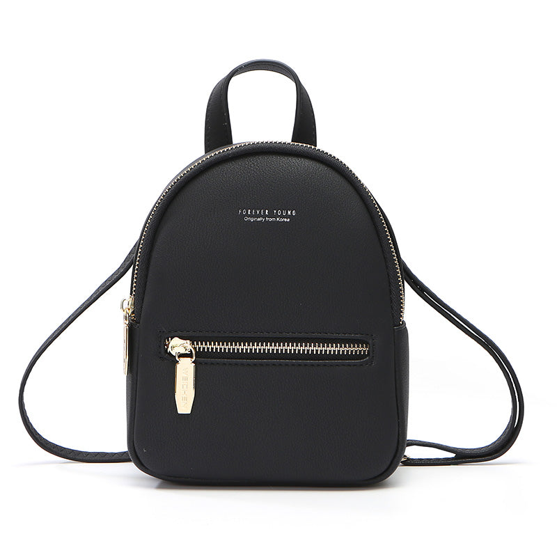 Costbuys  New Designer Fashion Women Backpack Mini Soft Touch Multi-Function Small Backpack Female Ladies Shoulder Bag Girl Purs