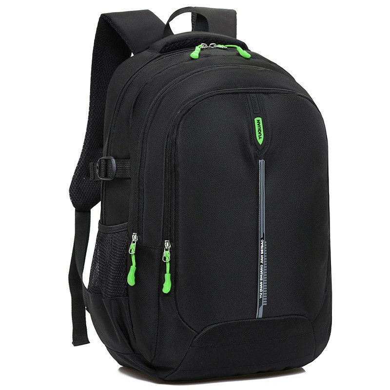 Costbuys  Waterproof inch Laptop Backpack Anti Theft Men Backpacks for Teenage Girls Large Capacity Travel Backpack Bag - Green