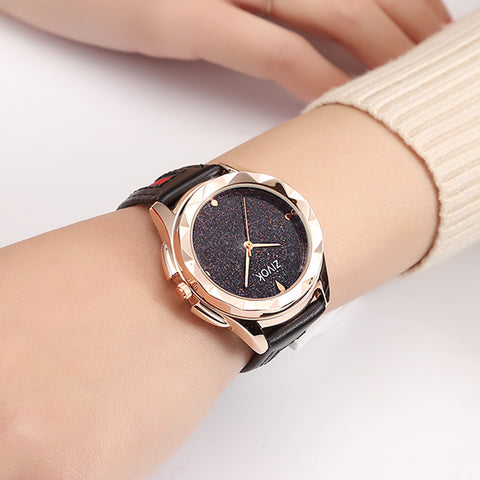 New HOT Women's watches Stainless Steel fine mesh Quartz bracelet wristwatches women ladies dress watch with Gift Box