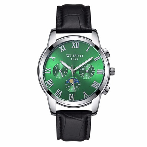 Costbuys  Wristwatch male watch watch for men's watches and watches in Mens/Womens Quartz Watches - 509 10 black