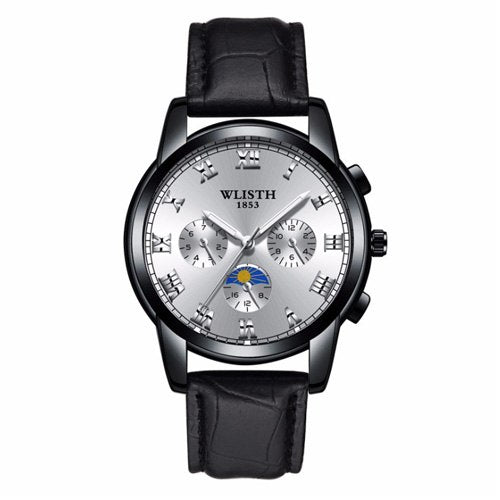 Costbuys  Wristwatch male watch watch for men's watches and watches in Mens/Womens Quartz Watches - 509 7 gray