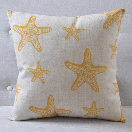 Yellow Decorative Pillows Case Geometric Cushion Cover Home Decor Cool Grey And Yellow Decorative Pillows