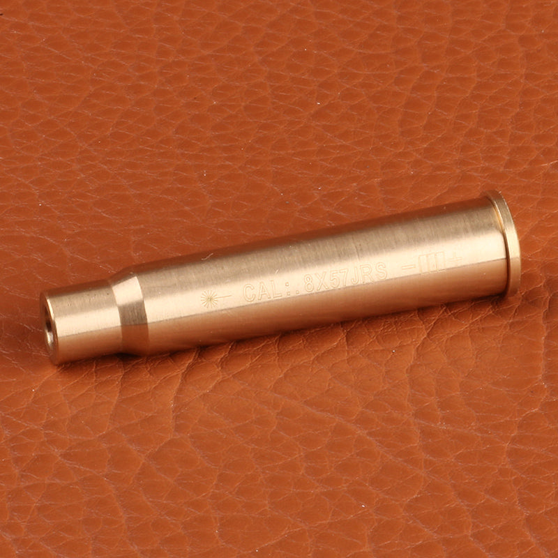 Costbuys  Red Laser Bore Sighter Brass Material Cartridge Boresighter Sighting for Hunting Shotgun Rifle
