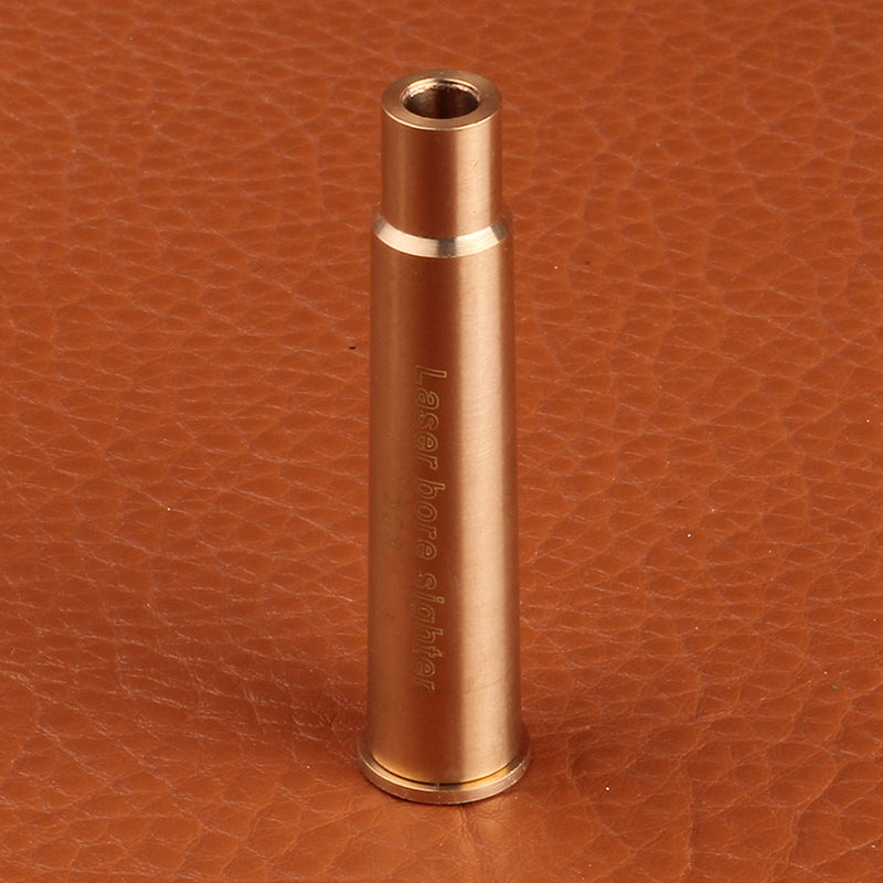 Costbuys  CAL 303 Boresighter Brass Material Cartridge Red Laser Bore Sighter Sighting for Hunting Shotgun