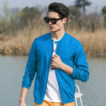 Summer sun protection clothing men jacket ultra light breathable waterproof Jacket men's Sunscreen