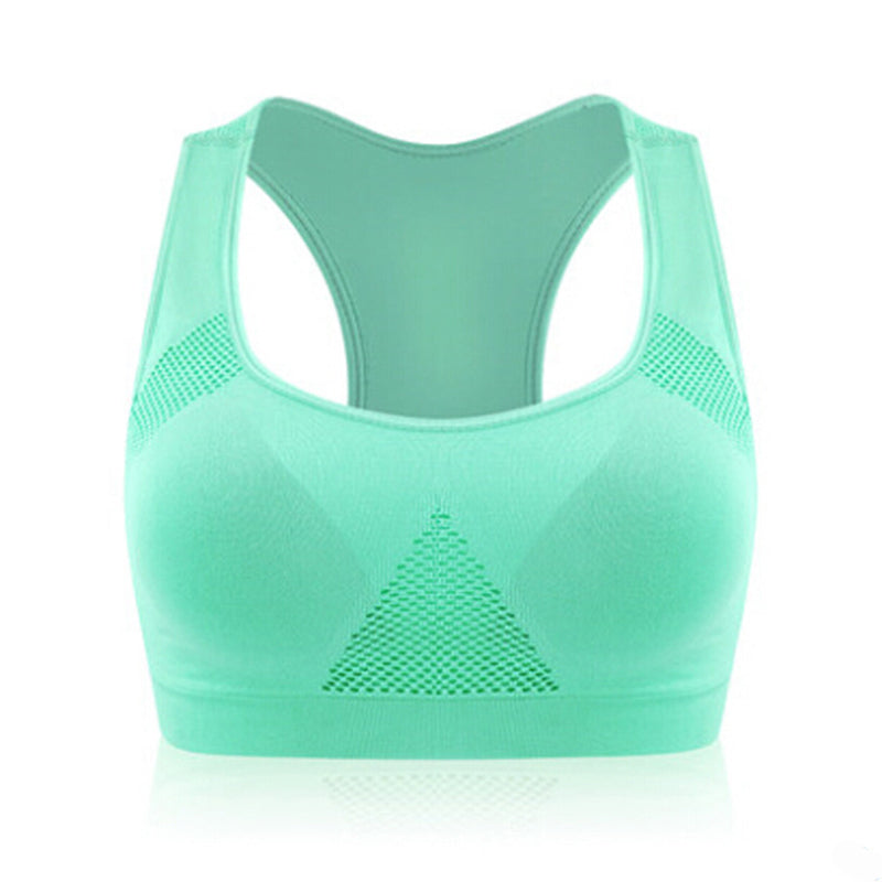Seamless Sports Bras, Women Wirefree Padded Yoga Bra Underwear ,Athletic Vest Gym Fitness Running Tank Tops