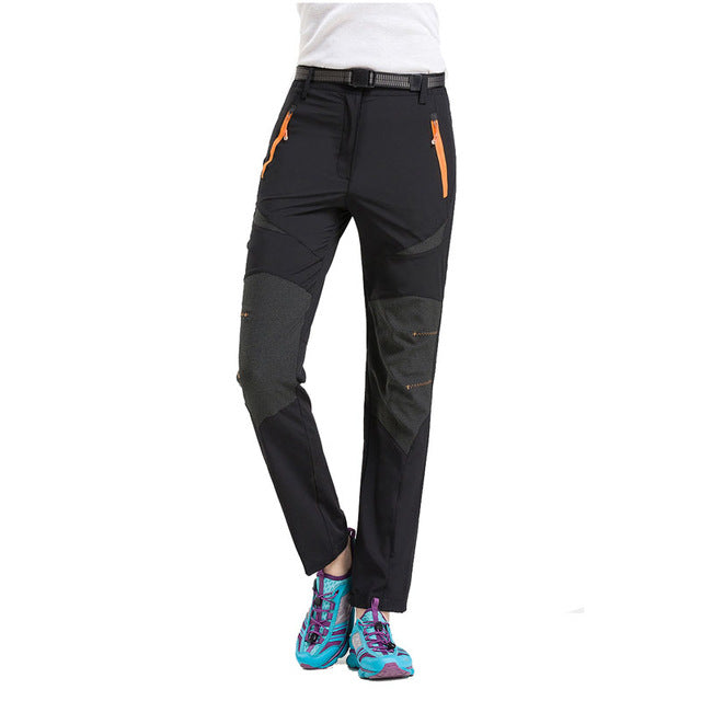 Costbuys  New Women Spring Summer Hiking Pants Sport Outdoor Fishing Climbing Trekking Camping Trousers Quick Dry Female Pants -
