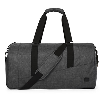 Costbuys  Men Travel Bag Large Capacity Carry on Luggage Bag Nylon Travel Duffle Shoe Pocket Overnight Weekend Bags Travel Tote