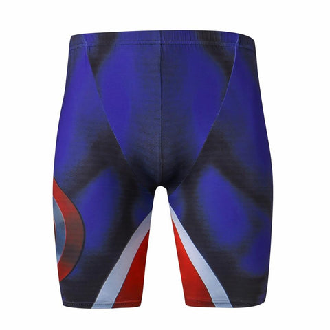 Athletic Men Sport Shorts Fitness Trunks Seobean Quality Surf Boardshorts New Quick Drying Men's Swimming Shorts