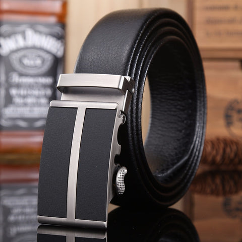 Hot designer belts men high Quality brown luxury 100% real full grain cowhide genuine leather fashion cowboys for women red