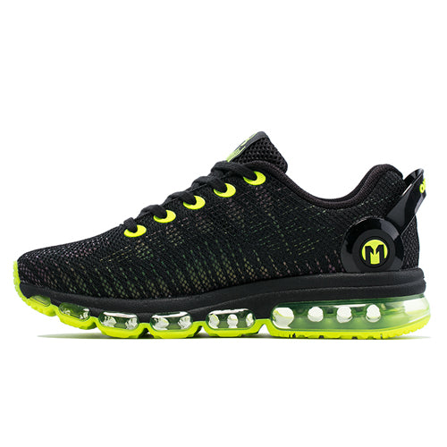 Costbuys  Running shoes men sneakers lightweight colorful reflective mesh vamp for outdoor sports jogging walking shoe for men -
