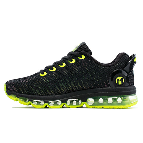 Men Blast Light Breathable Running Shoes Textile Comfort Running Sneakers Anti-Slip Sports Shoes