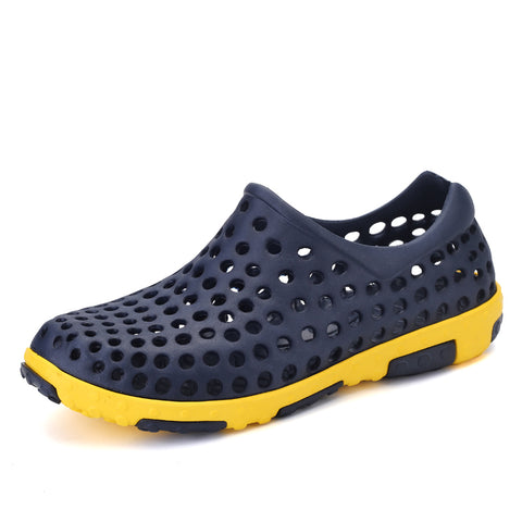 Famous Brand Casual Men Sandals Light,Fashion Slipon Summer Cool Sandal Beach Shoes Man Water Shoes