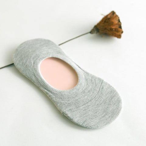 Womens Socks Socks Women's Short Sock Slippers Summer Thin non-slip Boat Socks