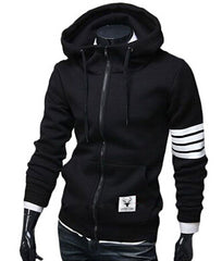 NEW Men's Hoodies Brand Hoodie High Quality Mens Sweatshirt Hoodie Casual Zipper Hooded Male