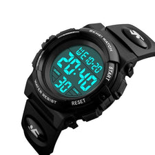 Children Watch Kids Outdoor Sports Watches Boys 50M Waterproof LED Display Digital Wristwatches