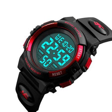 Digital LED Children Watch Waterproof Swimming Girls Boys Clock Sports Watches Fashion Student Wristwatches