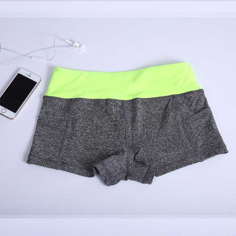 Womens Running Shorts Outdoor Sports Summer Jogging Training Breathable High Elastic Ultra-light Women's