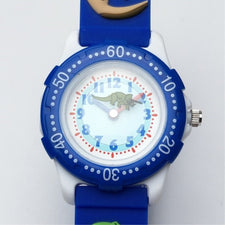 Children Watches Cute Kids Watches Sports Cartoon Watch For Girls Boys Dinosaur Rubber Bracelets Quartz Wristwatch