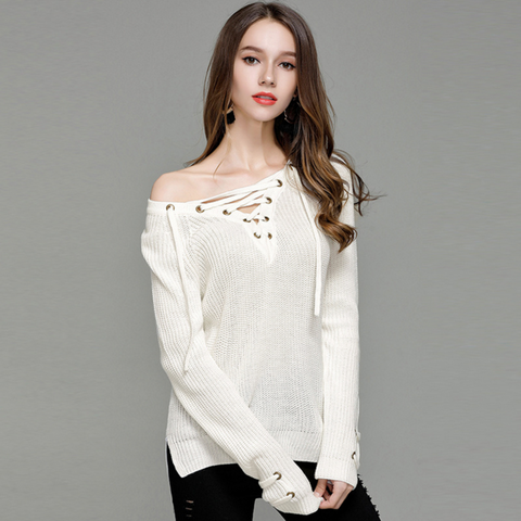 Women Long Sleeve Loose Casual Slim Thin  Knitted Sweater Pullover Knitwear Outwear