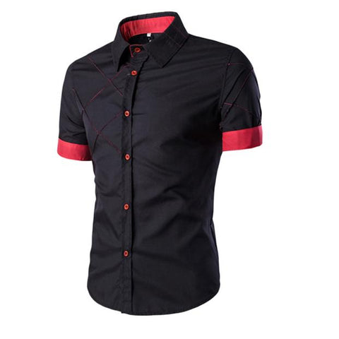 Men's new men's polo shirt main recommendation of high-quality 100%cotton embroidery stitching POLO