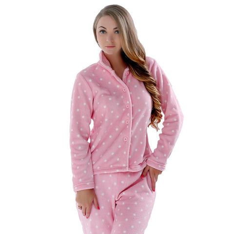 Pyjama Nightwear For Female Pajama Sets Women Casual Sleepwear Knitted Cotton Pijamas Suit O-neck Home Lounge