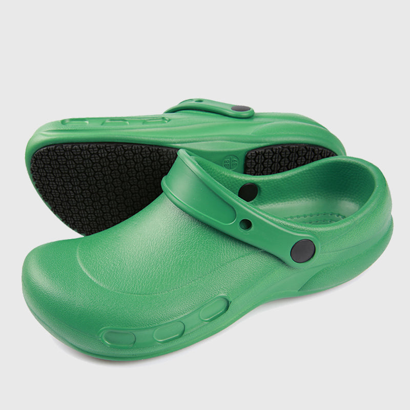 Summer nest breathable garden shoes fashion mules clogs weight loss ...