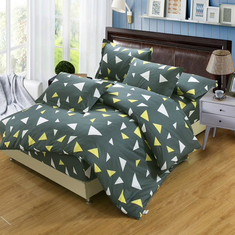Home Textiles,3D bedding sets, 4Pcs of duvet cover bed sheet pillowcase,bedclothes