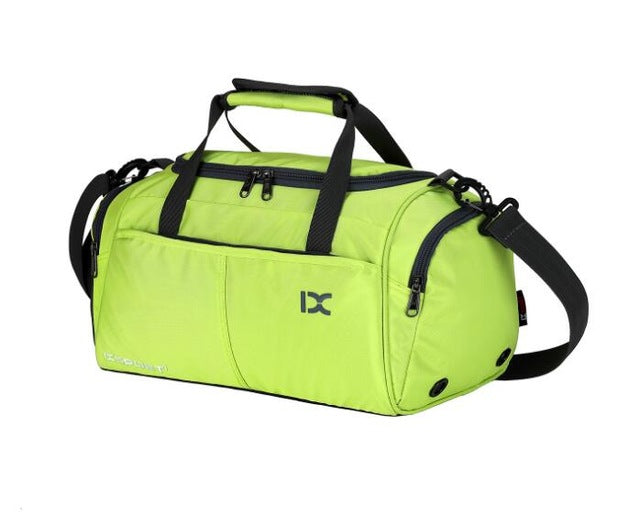 Costbuys  Hot Top Quality Professional Large Capacity Sports Bag Waterproof Gym Bag For Men/Women Duffle Sports Bag Travel Backp