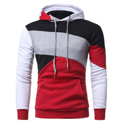 Men Hoodies Sweatshirts Brand Fashion Autumn Quality Hoody Jacket Casual Coat Cotton Male Hooded Pullover Sportswear