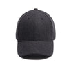 Autumn And Winter Baseball Cap Cotton warm Sports Solid hats leaf sport cap for men and women Father's Best Gifts Hats
