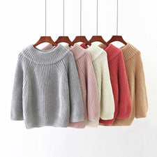 Autumn Thick needle pullover Knitted Sweater Women Winter Sweater  Pullover Female Winter knit Jumper Pull sweater