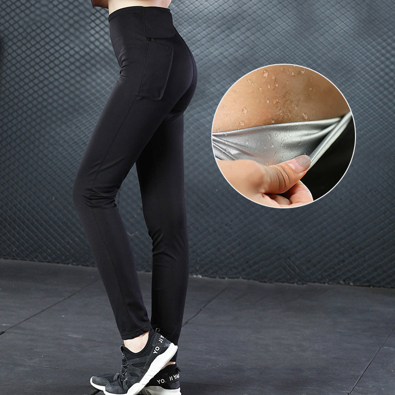 0190fcd4dbf Women Hot Shapers Pants Hot Thermo Neoprene Sweat Sauna Body Shapers W –  Costbuys