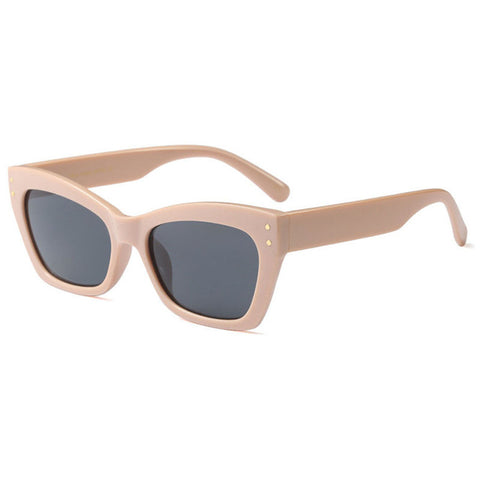Sunglasses Vintage Round Metal Sun glasses Sunglasses  Women