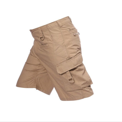 Best Selling Men's Polyester Casual Boxer Shorts Summer   fitness Loose quick dry Shorts 8 colors