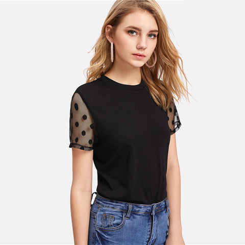 NEW Women O Neck Long Sleeve Printed Cotton Tops Tee Shirts Autumn Spring Casual Loose Tops T-shirt Blusas Plus Size S-5XL