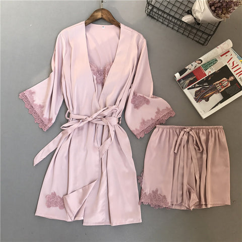 Casual Nightwear Women Solid Loose Sleepwear Summer V-Neck Stretchy Ruched Nightgown Home Clothing Plus Size