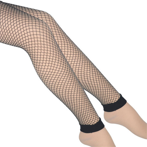Hollow Out Mesh Stockings  Fishnet Tights Pantyhose For Women