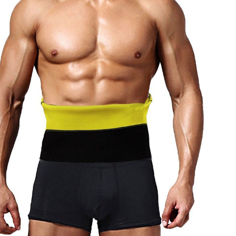 c0362ce199 Modeling Belt Corset Males Mans Fitness Body Shaper Waist Trainer Sweat  Sauna Neoprene Therma Slimming Belly Band Strap