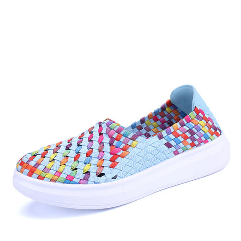 Fashion Five Star Students Cool Make old Lace up Round Toe bling Dirty Flat Casual Women Canvas Shoes