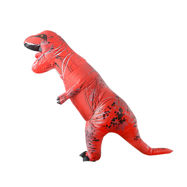 Costbuys  Inflatable Trex costume Christmas costumes Supplies Anime Adult Halloween costumes for adult men women Fancy Party Dre
